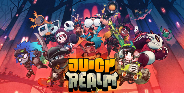 Juicy Realm per iPhone - un roguelike assolutamente imperdibile!