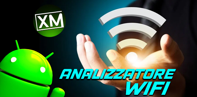 ANALIZZATORE WIFI - le migliori app per Android
