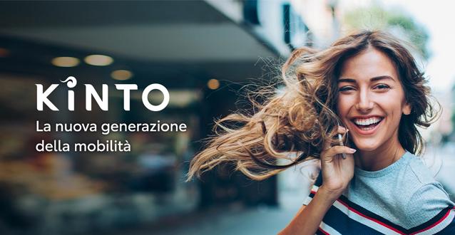 KINTO Go - l'app multifunzione per muoversi in città