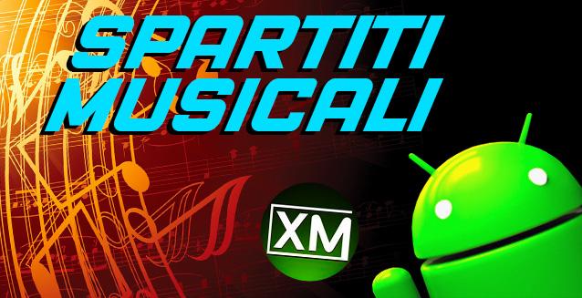 SPARTITI MUSICALI - le migliori app per Android