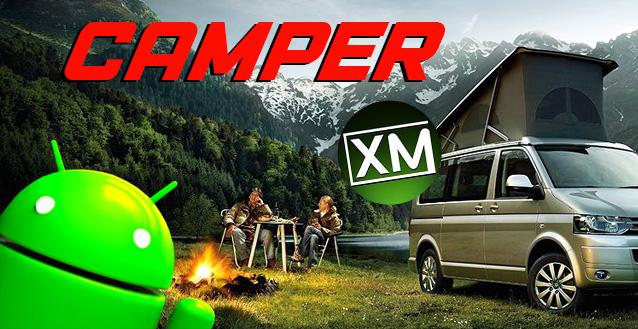 Le migliori app Android per chi viaggia in CAMPER