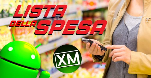 LISTA DELLA SPESA - le migliori applicazioni per Android