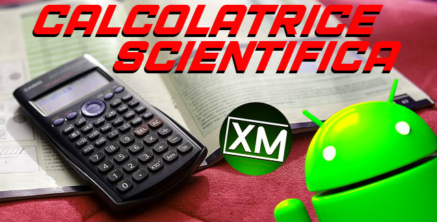 CALCOLATRICE SCIENTIFICA