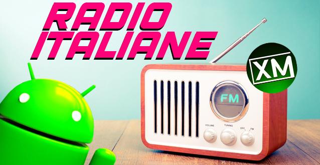 Le migliori app Android per ascoltare le RADIO ITALIANE