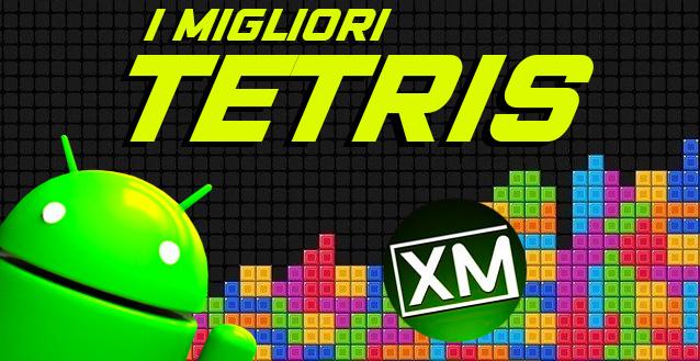I migliori TETRIS da provare su Android