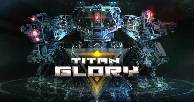 Titan Glory - preparate il Mech... Si va nell'arena!