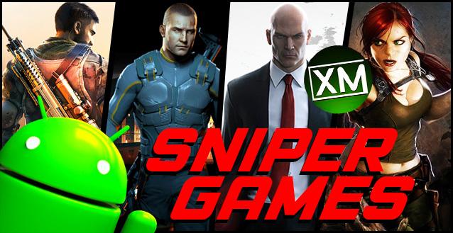 I migliori SNIPER GAMES per smartphone Android