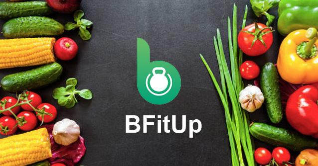 BFitUp - un vero tutor digitale per la dieta sportiva