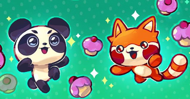 Swap-Swap Panda - una tenera avventura in pixel art!
