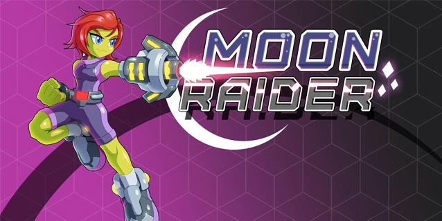 Moon Raider - un platform ricco di azione in salsa retrò!
