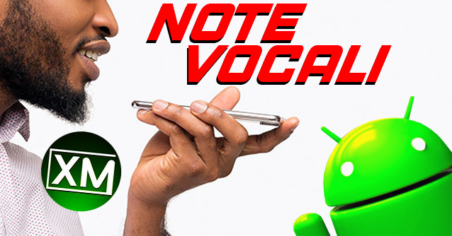 NOTE VOCALI