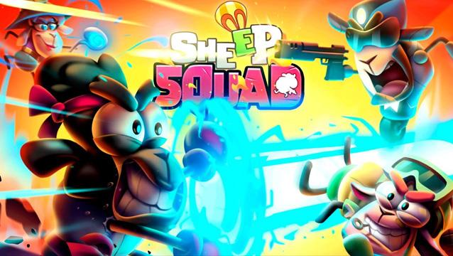 Sheep Squad