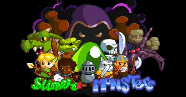 Slimes and Monsters