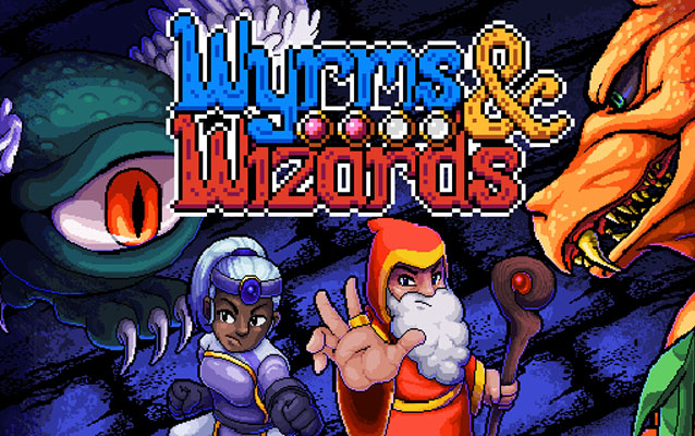 Wyrms And Wizards