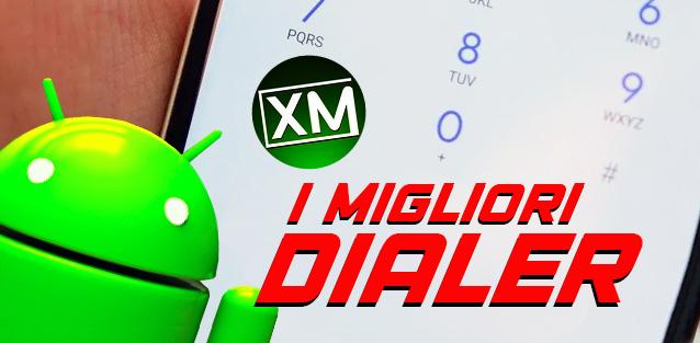 Le migliori app DIALER da installare su Android