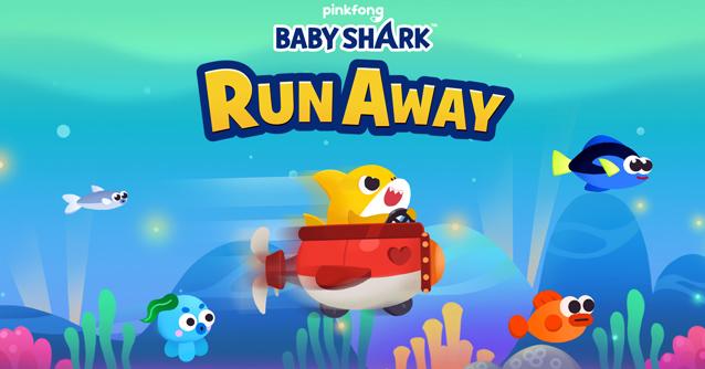 Baby Shark Run Away
