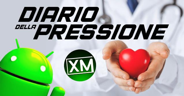 DIARIO DELLA PRESSIONE - le migliori app Android