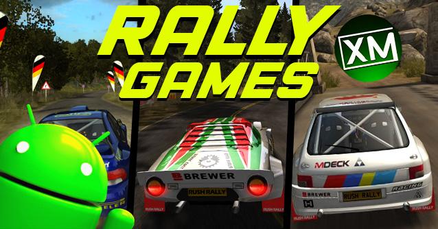 I migliori giochi di RALLY
