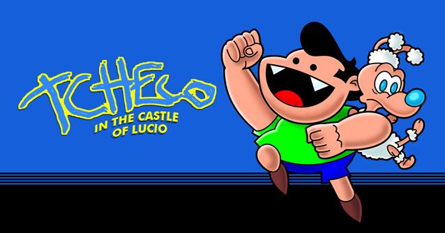 Tcheco in the Castle of Lucio
