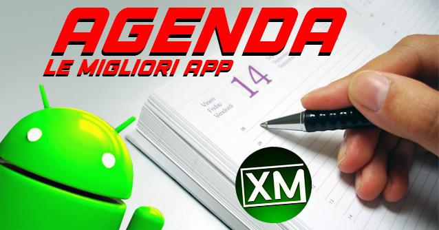 AGENDA 2021 - le migliori app per Android