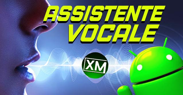 ASSISTENTE VOCALE