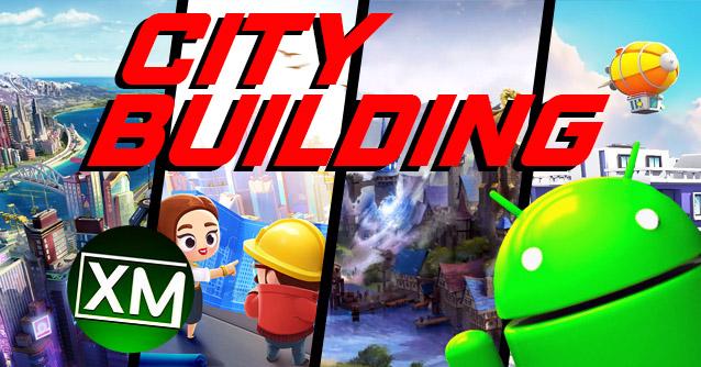I migliori CITY BUILDING games per Android!