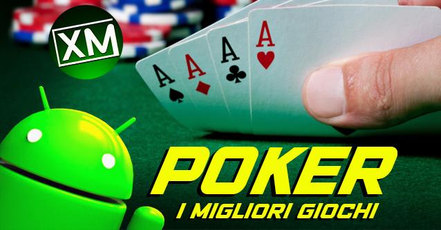 Giochi di POKER per Android