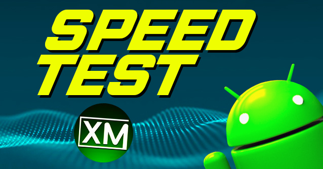 SPEED TEST app per Android