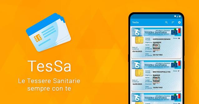 TesSa - tessere sanitarie