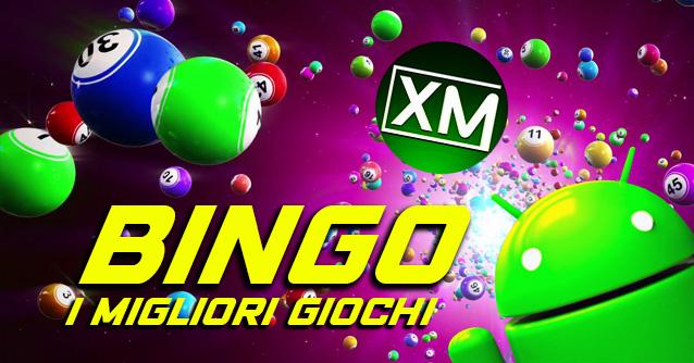 giochi del BINGO per Android