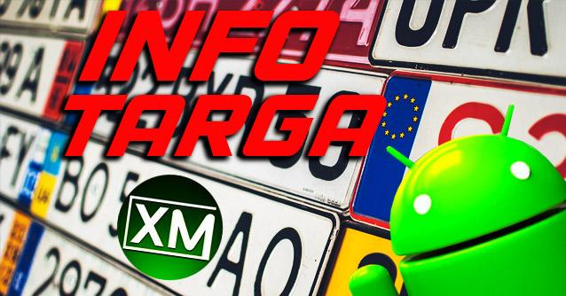 """Le migliori app """"INFO TARGA"""" per Android"""