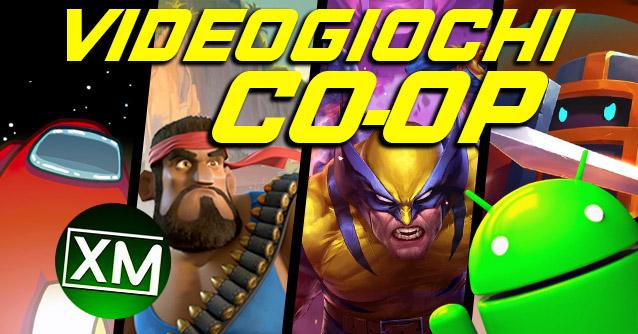 I migliori VIDEOGIOCHI CO-OP per Android