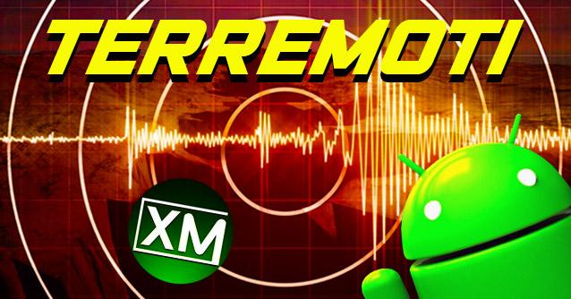 TERREMOTI - le migliori applicazioni per Android