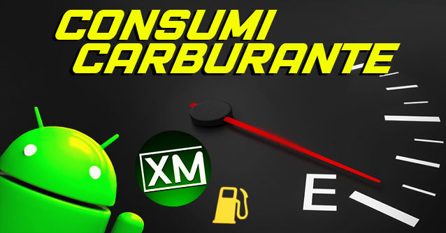 CONSUMI CARBURANTE - le migliori app Android