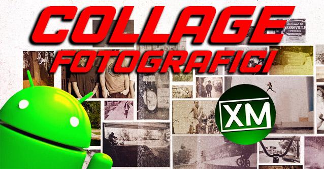 Le migliori app Android per fare COLLAGE FOTOGRAFICI