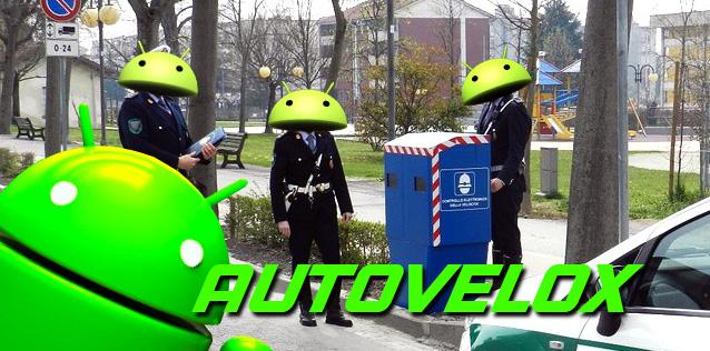 Le migliori applicazioni AUTOVELOX per Android