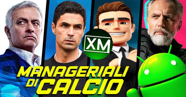 I migliori MANAGERIALI DI CALCIO per Android