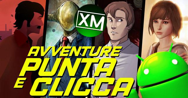 Le migliori avventure PUNTA e CLICCA per Android
