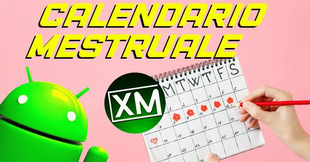 CALENDARIO MESTRUALE - le migliori app Android