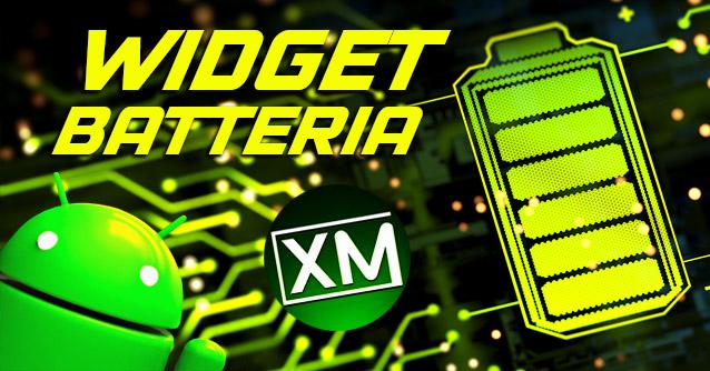 I migliori WIDGET BATTERIA per Android