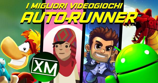 I migliori videogiochi AUTO-RUNNER per Android