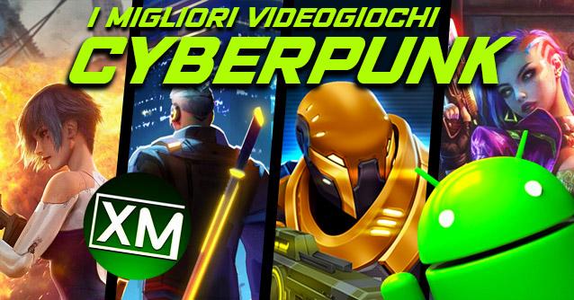 I migliori videogiochi CYBERPUNK per Android