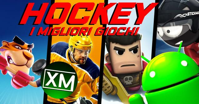 I migliori videogiochi di HOCKEY per Android