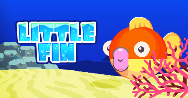 Little Fin per iPhone e Android
