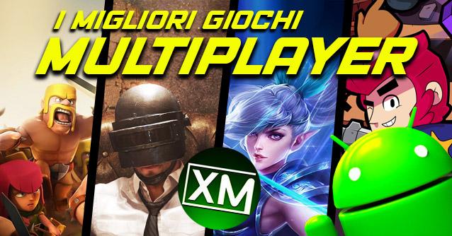 I migliori videogiochi MULTIPLAYER per Android