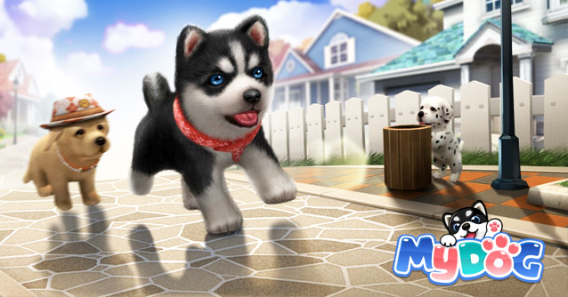 My Dog per iPhone e Android