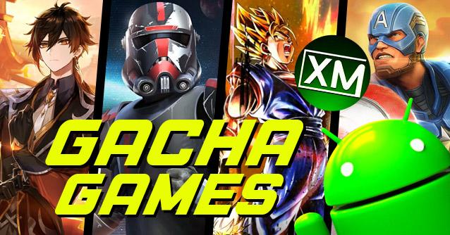 I migliori GACHA GAMES da provare su Android
