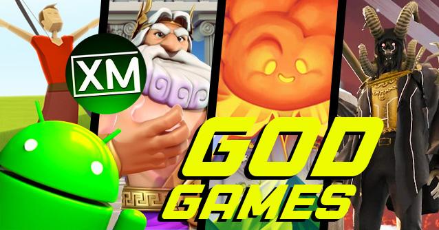 I migliori GOD GAMES da provare su Android!