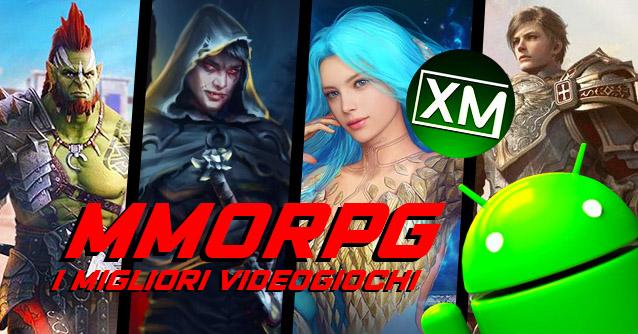 I migliori giochi MMORPG da provare su Android