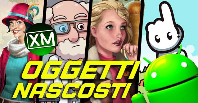 I migliori giochi di OGGETTI NASCOSTI per Android